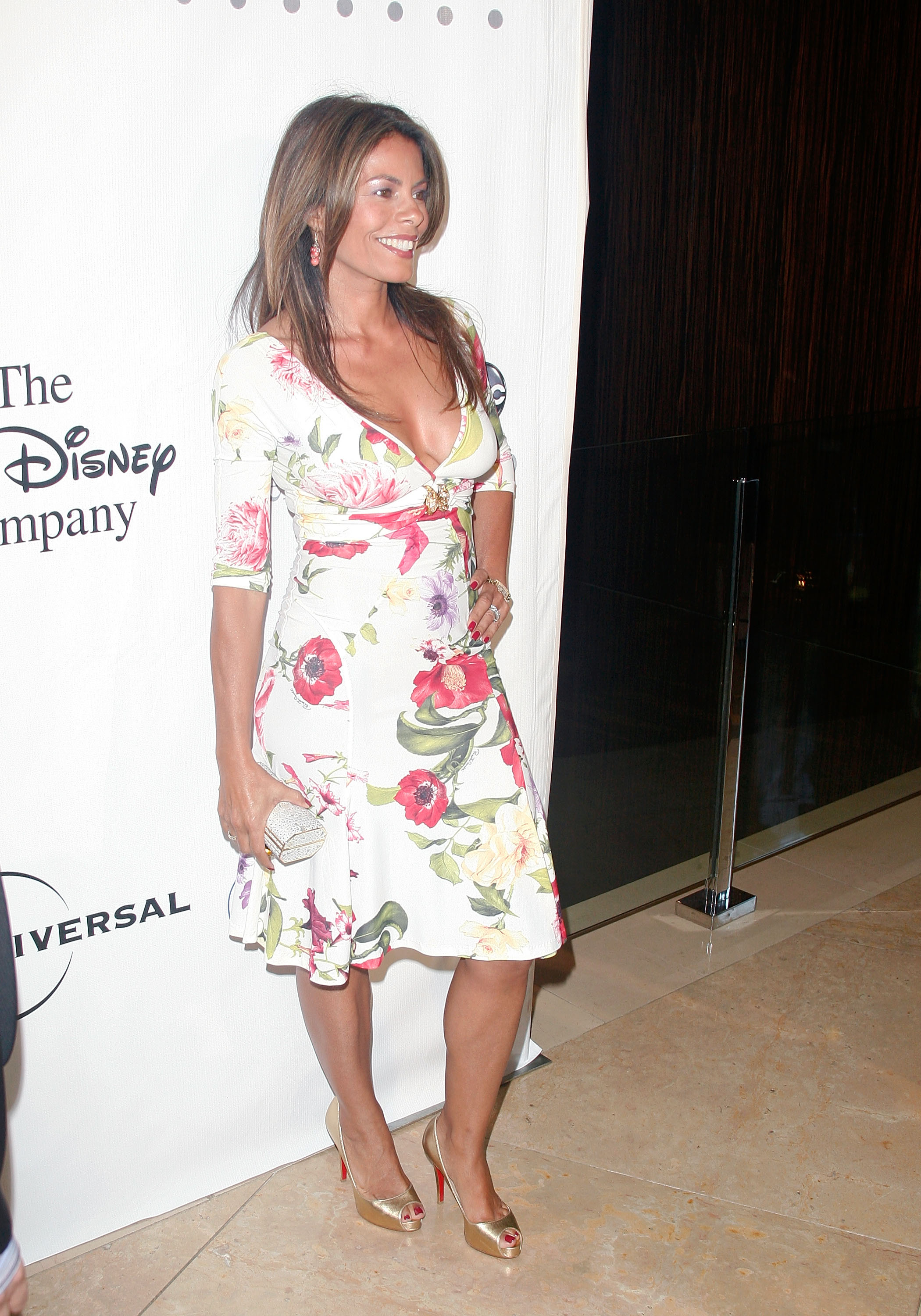 Lisa Vidal Feet
