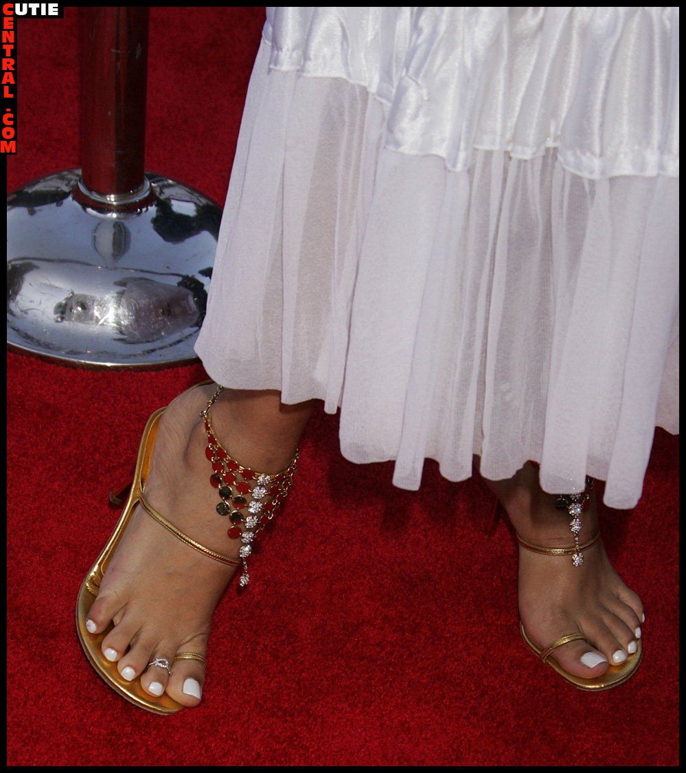 Beautiful black sandals feet amp pussy show 9