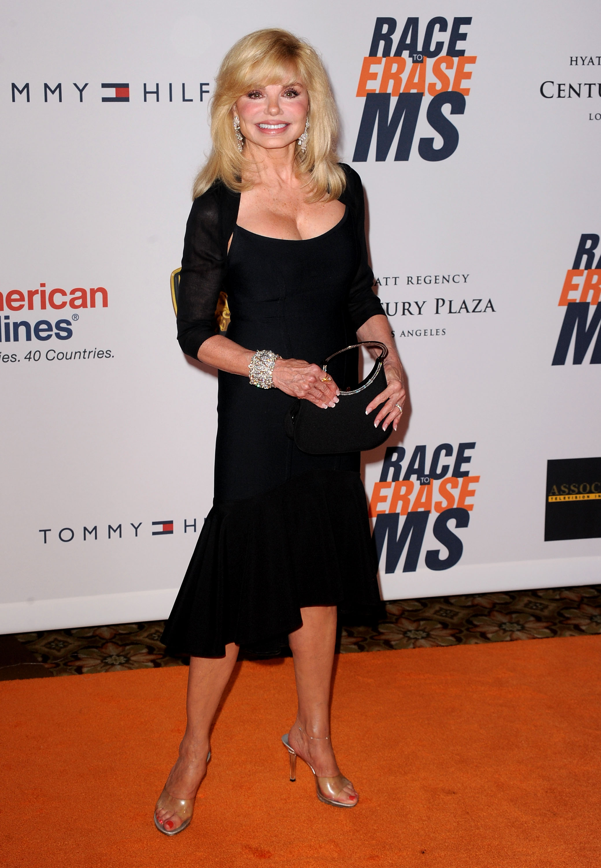 Think, that Loni anderson toes consider