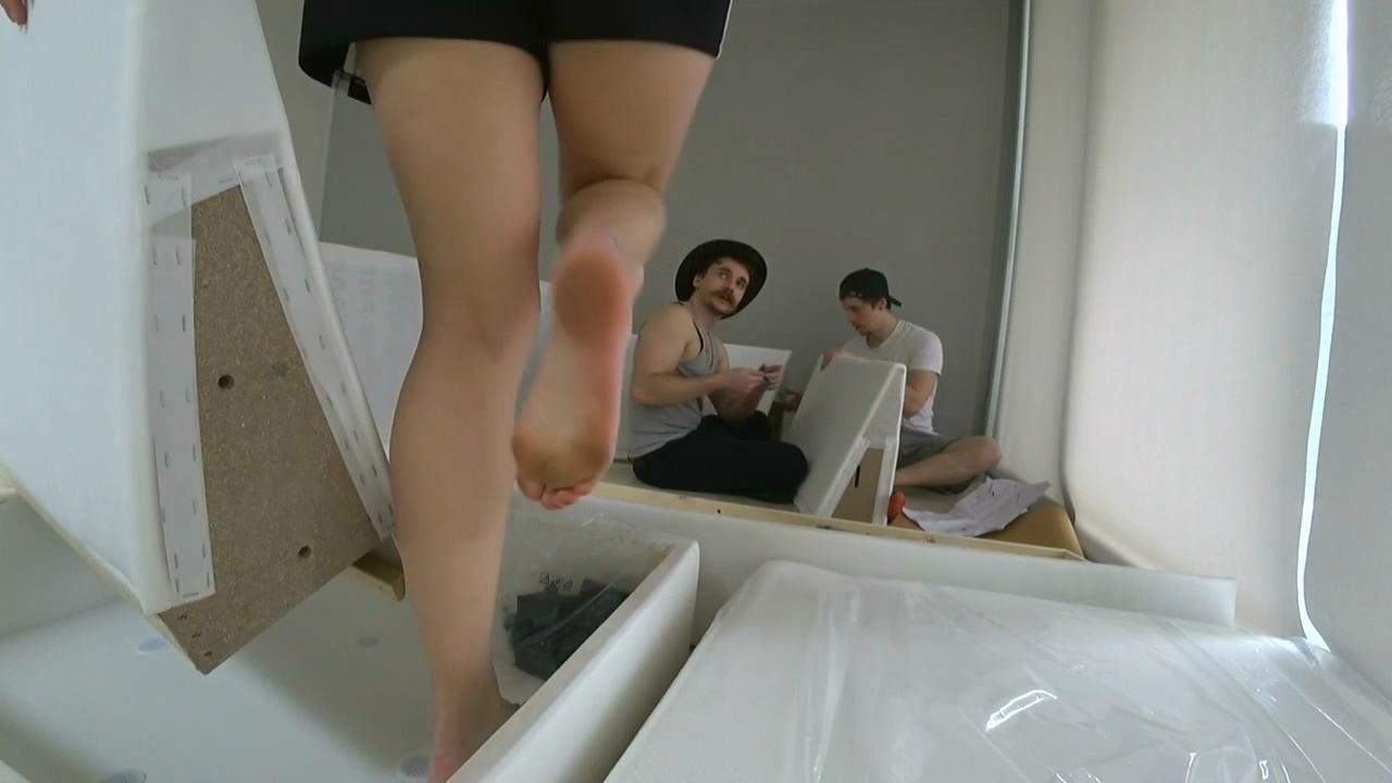 Ana Maljevic Nude loserfruit's feet - free mobile porn video