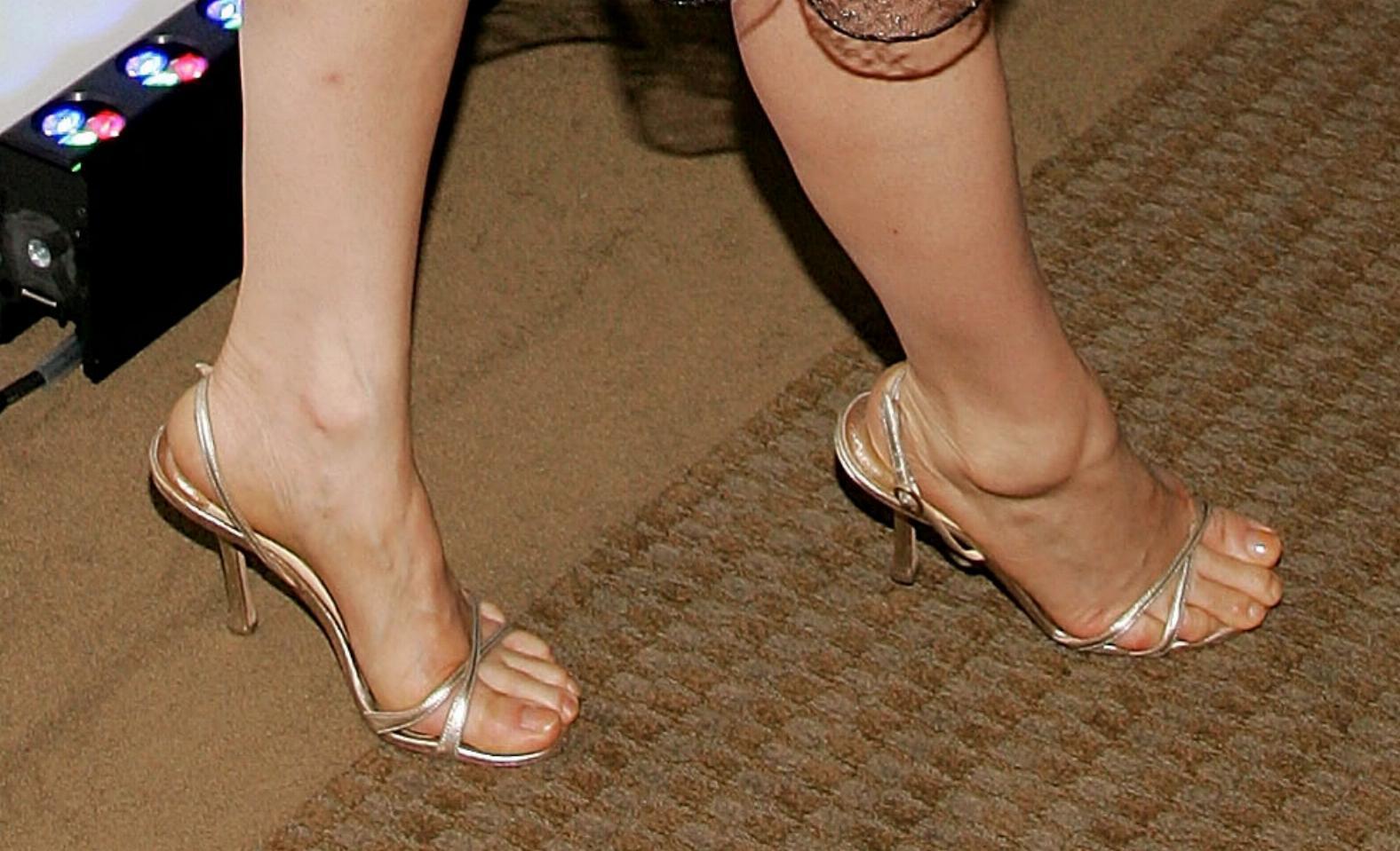 Solo Milf Füße