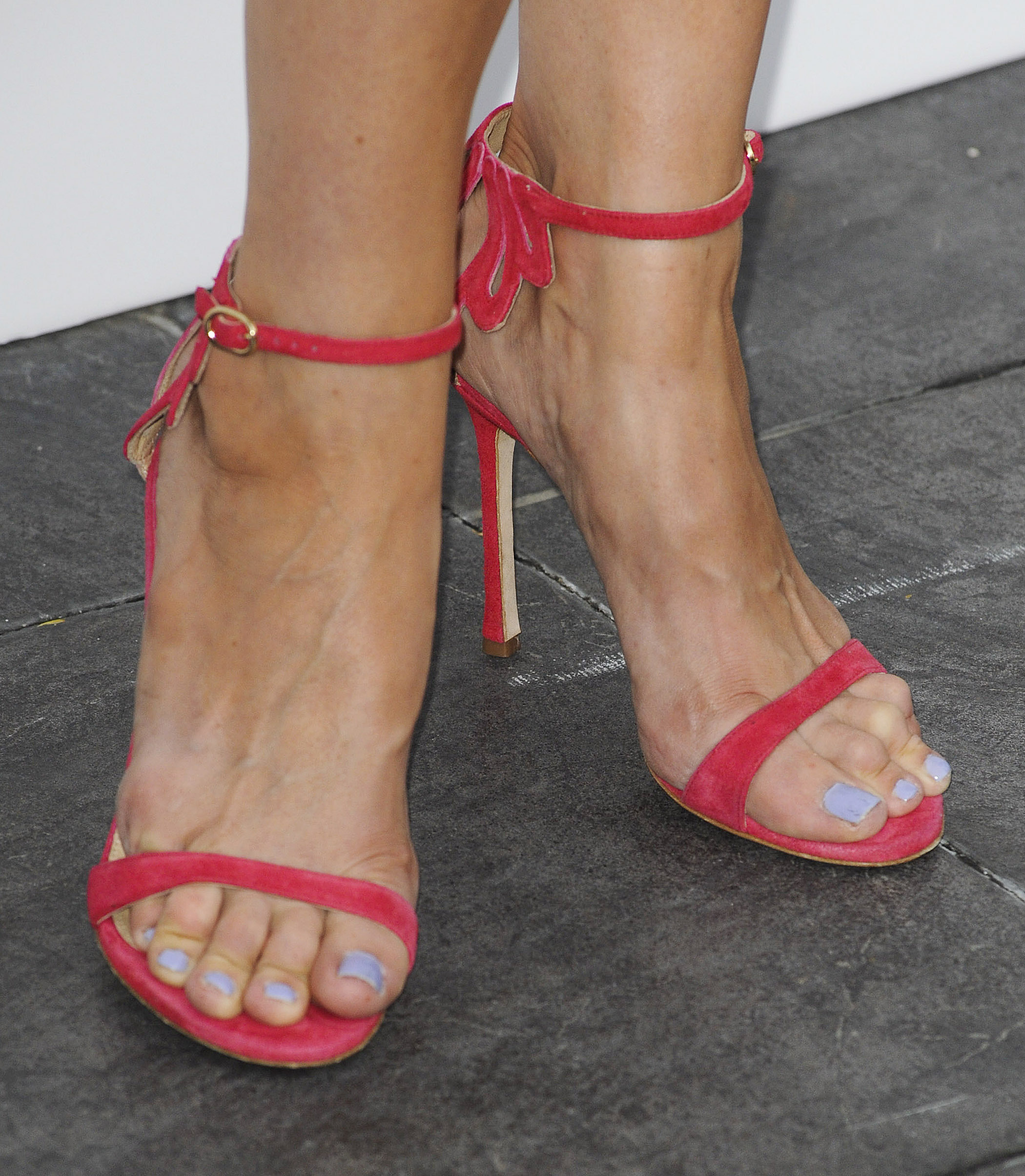 Lucy Punch's Feet