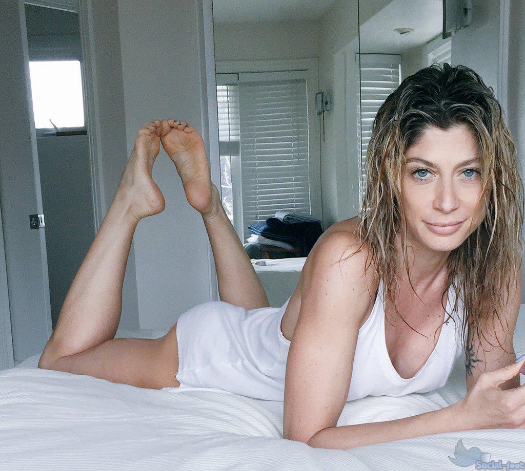 Maddalena Corvaglia in the pose!