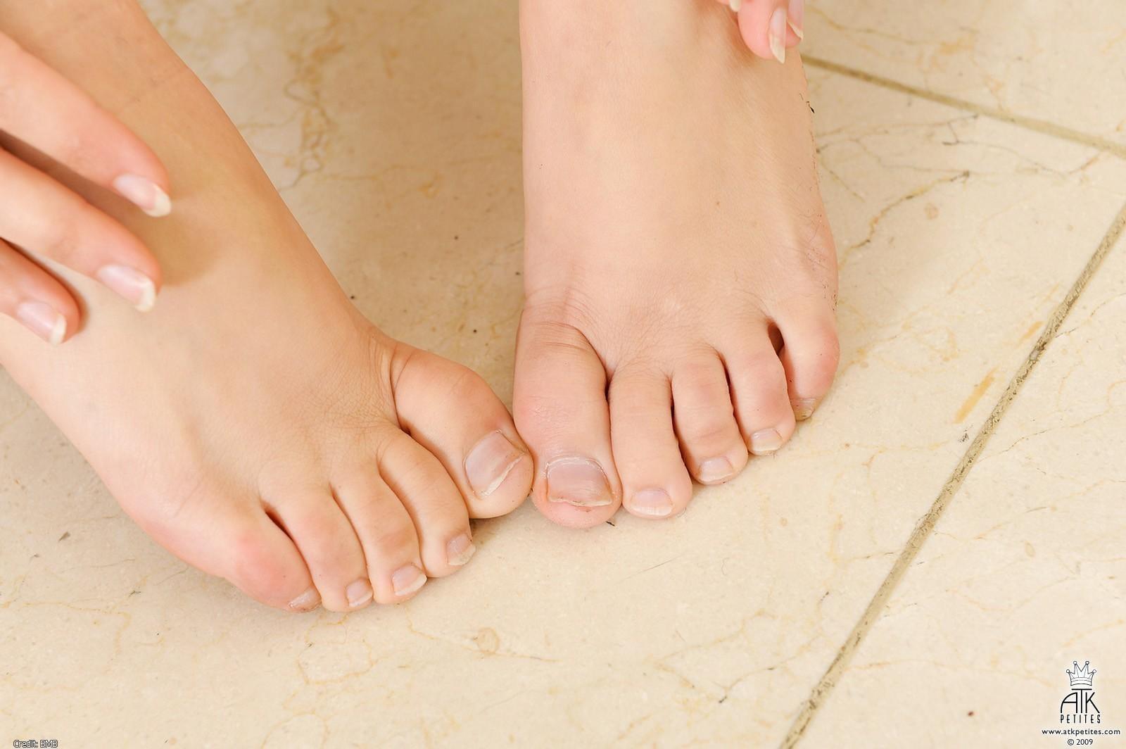 Madison Ivys Feet