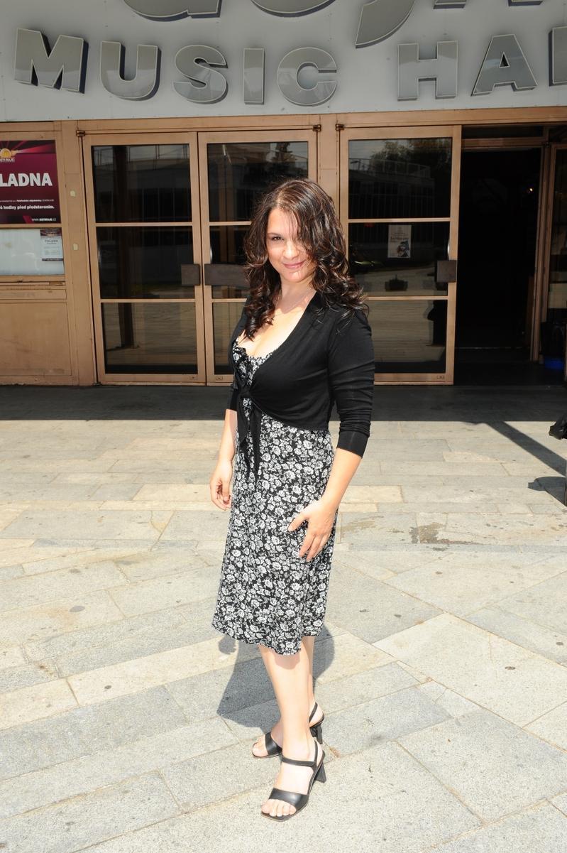 Miloslava Kaprova Nude Photos 29