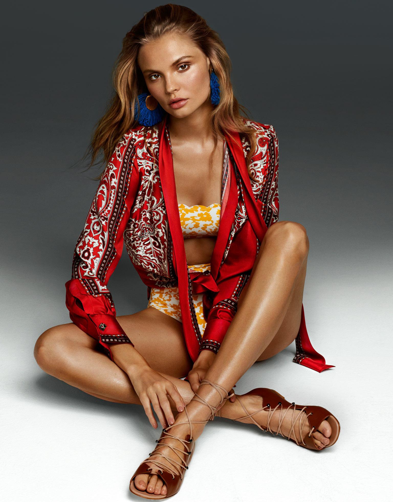 Feet Magdalena Frackowiak nude (54 photos), Topless, Hot, Twitter, legs 2017