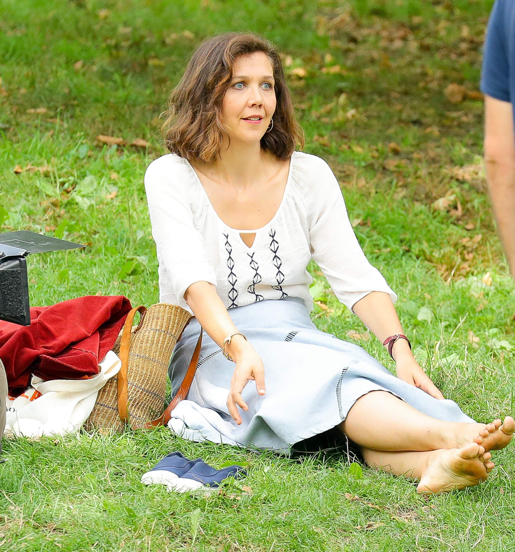 Feet Maggie Gyllenhaal nude (36 pics), Hot