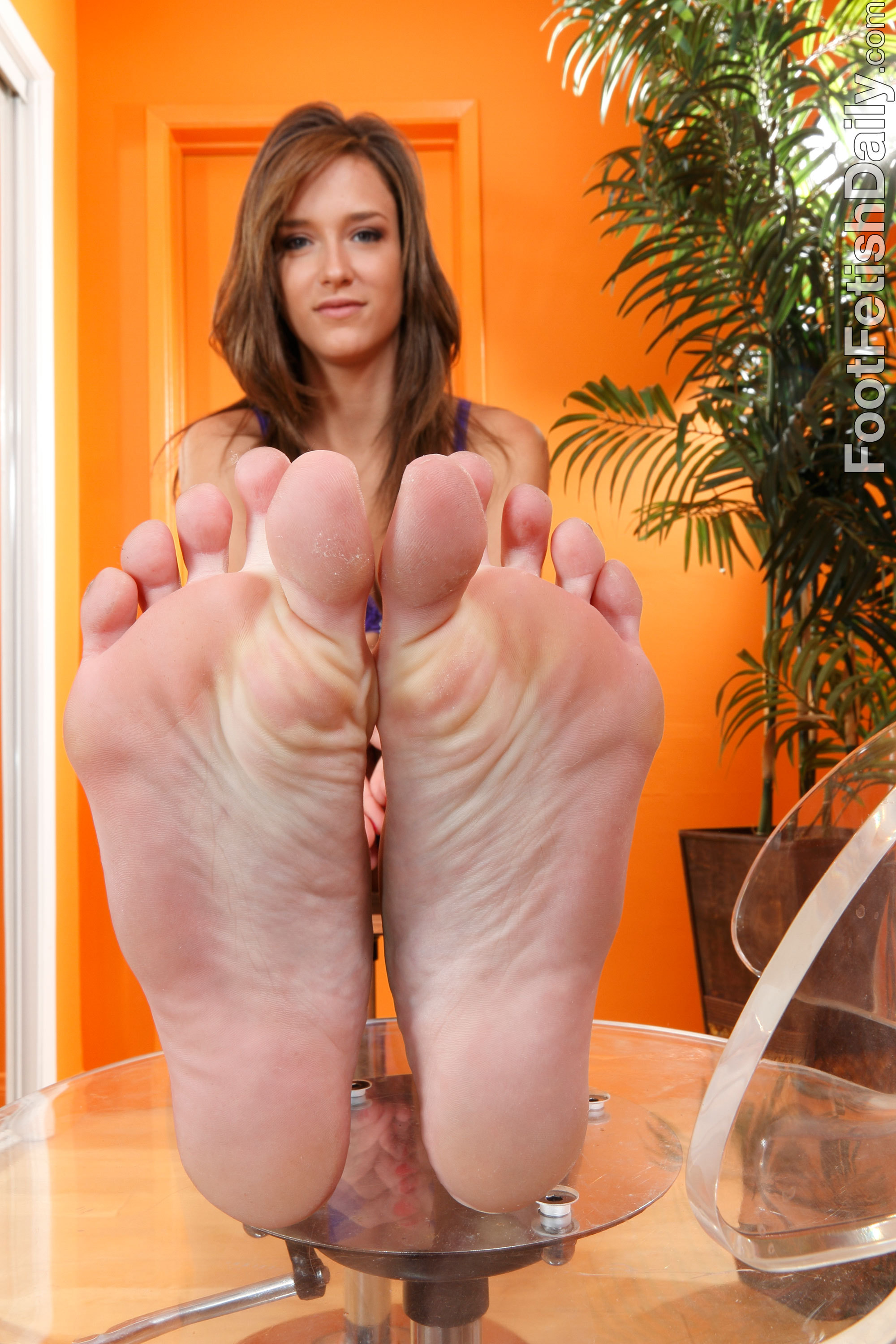 malena morgan height