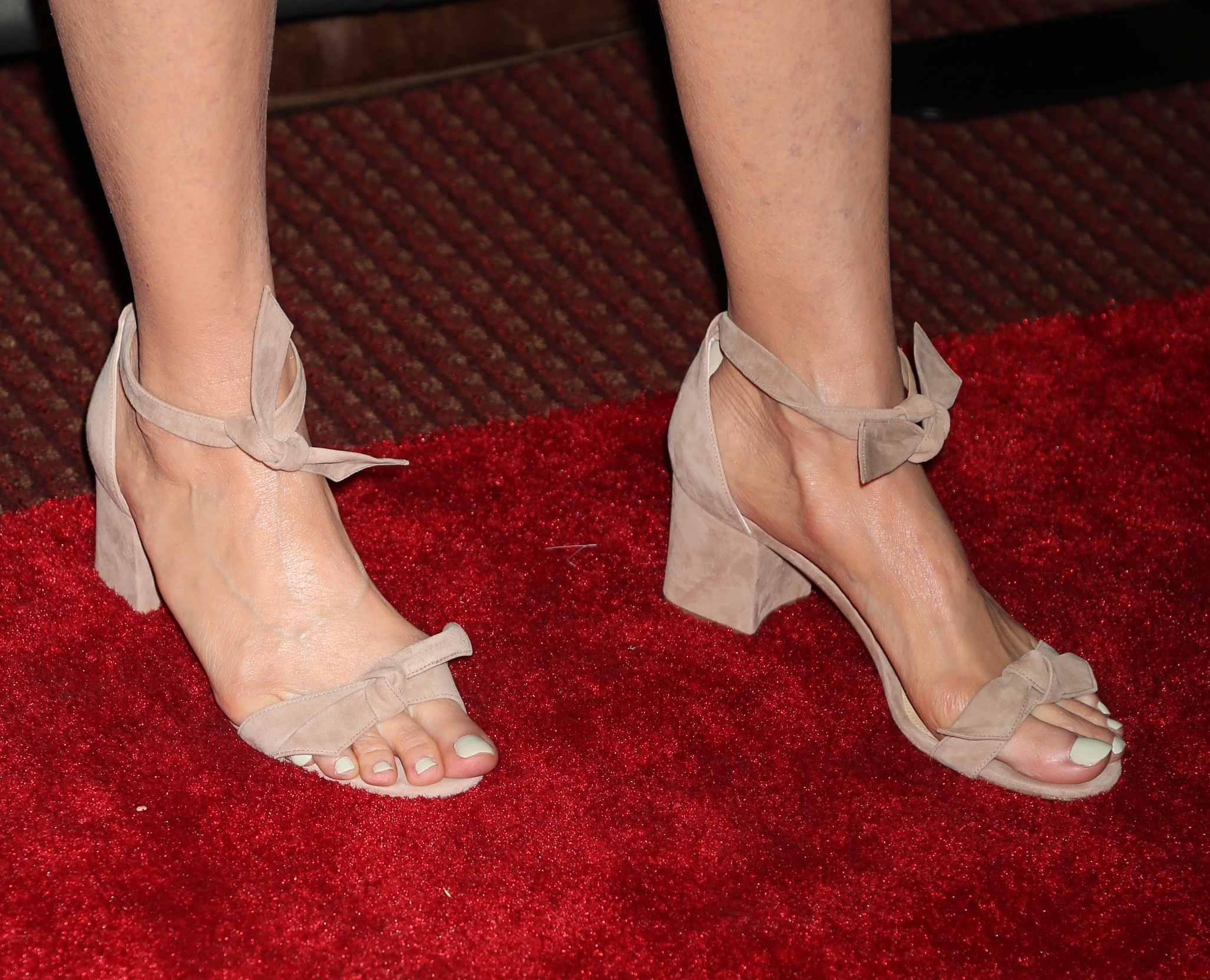 Marg Helgenbergers Feet