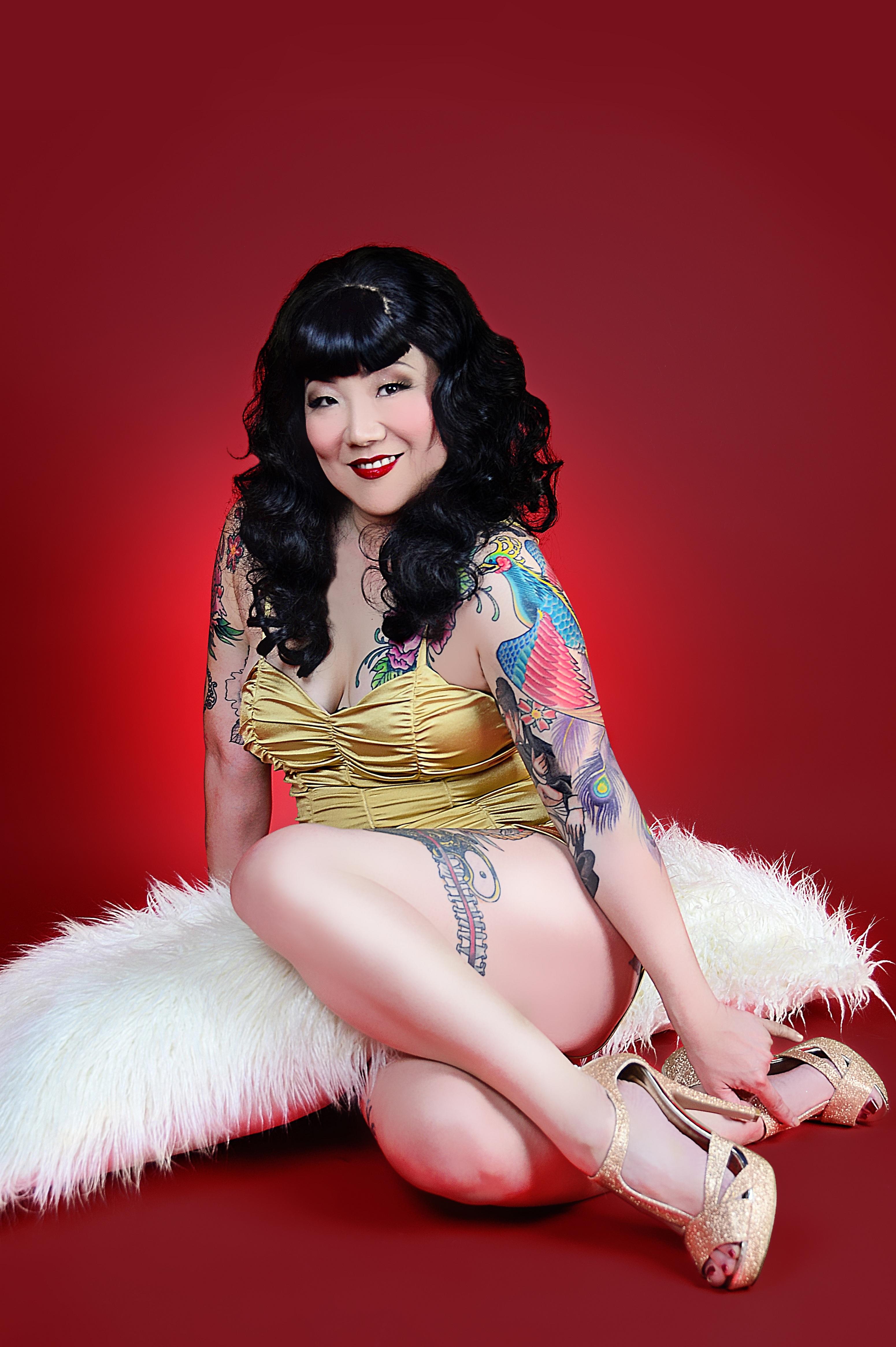 Cho naked margaret nude