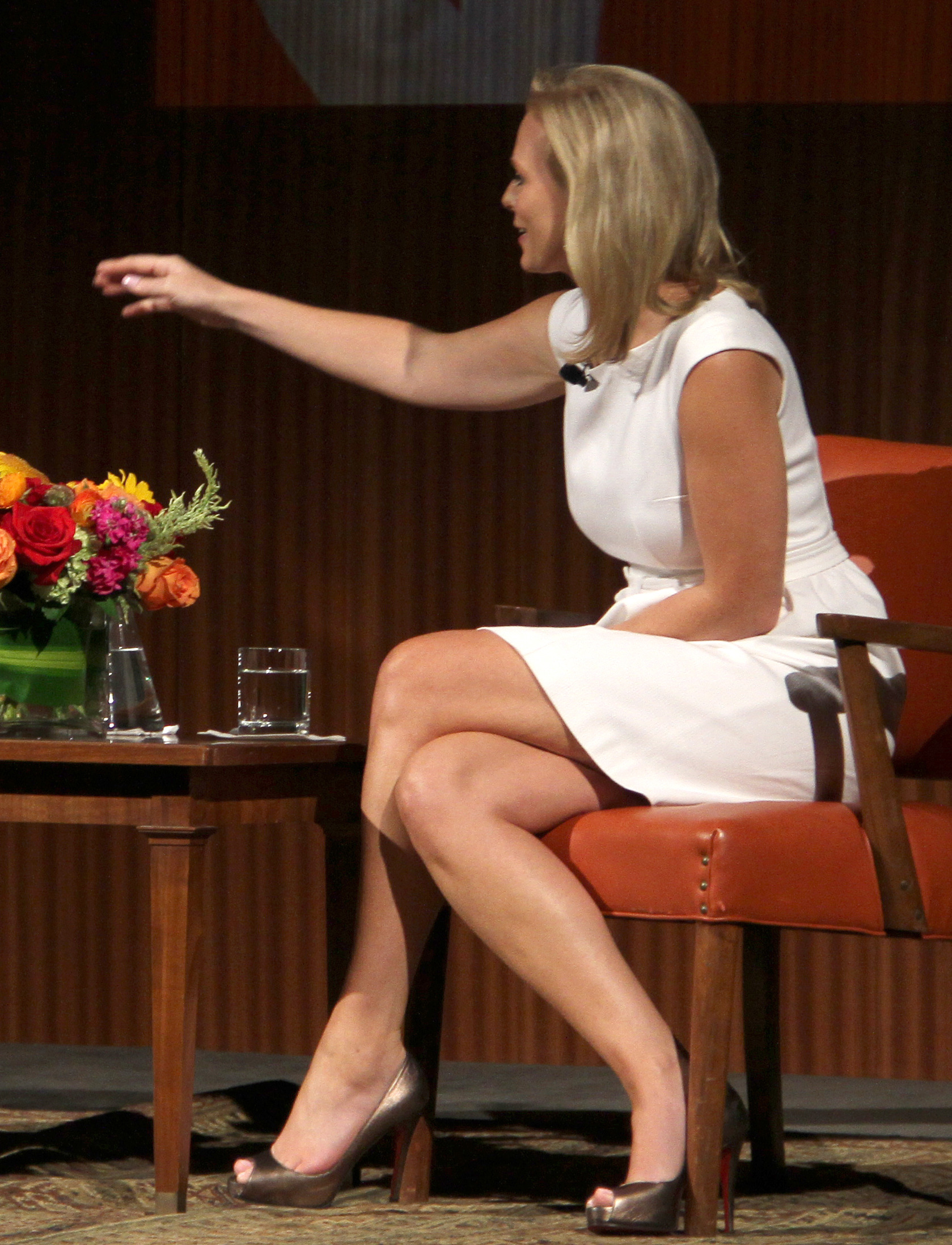 Margaret Hoover's Feet