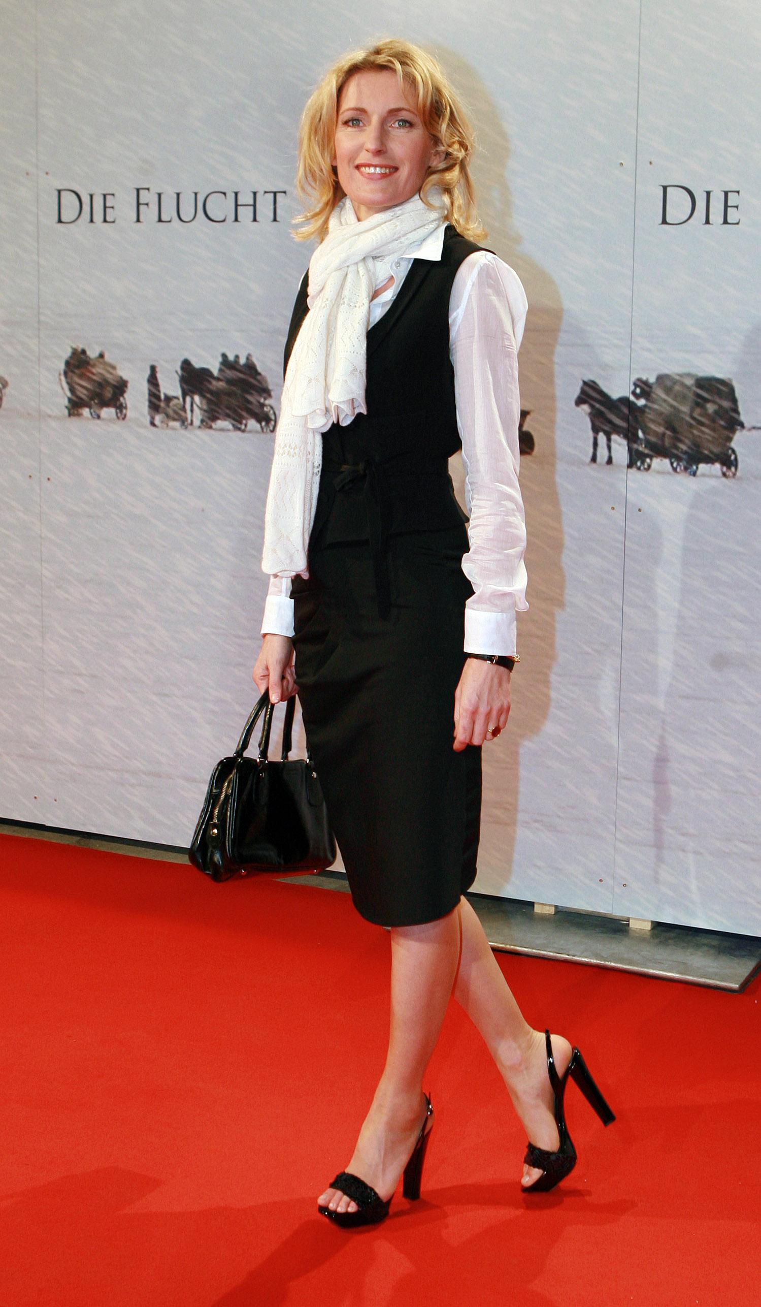 Maria Furtwänglers Feet