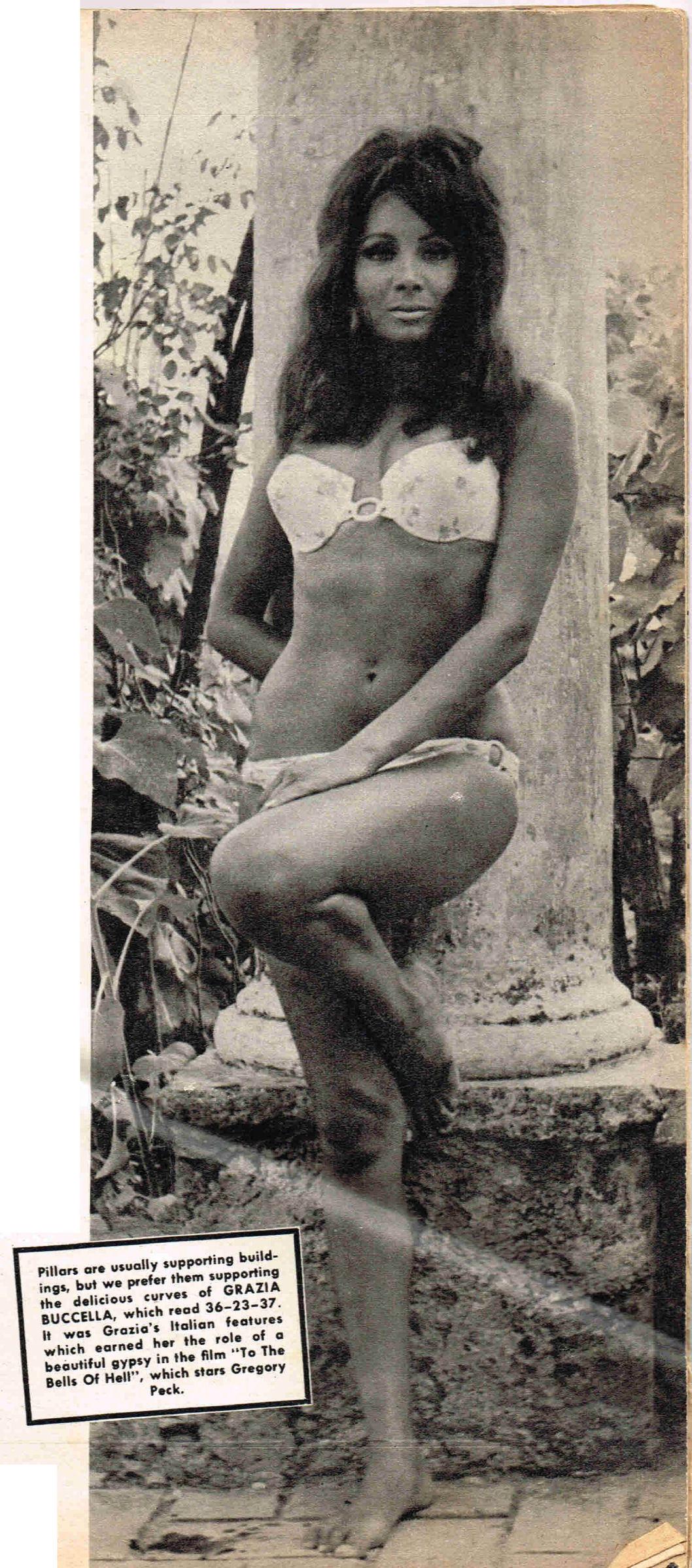 Watch Maria Grazia Buccella (born 1940) video