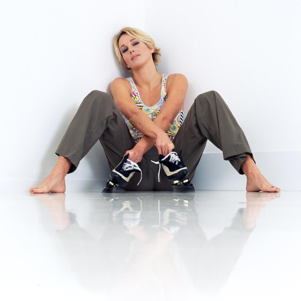 Athena Karkanis Feet Marianne Timmer's Feet