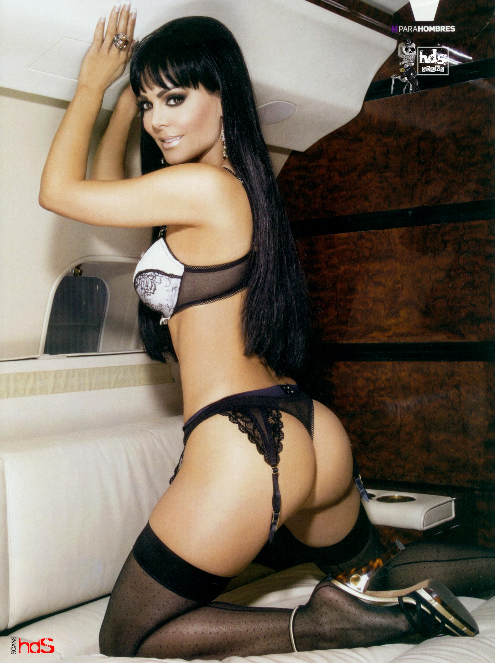 maribel guardia encuerada