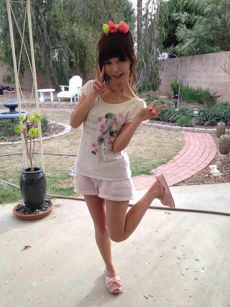 Marica Hases Feet