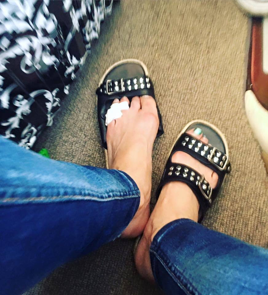 Marie Osmond\'s Feet << wikiFeet
