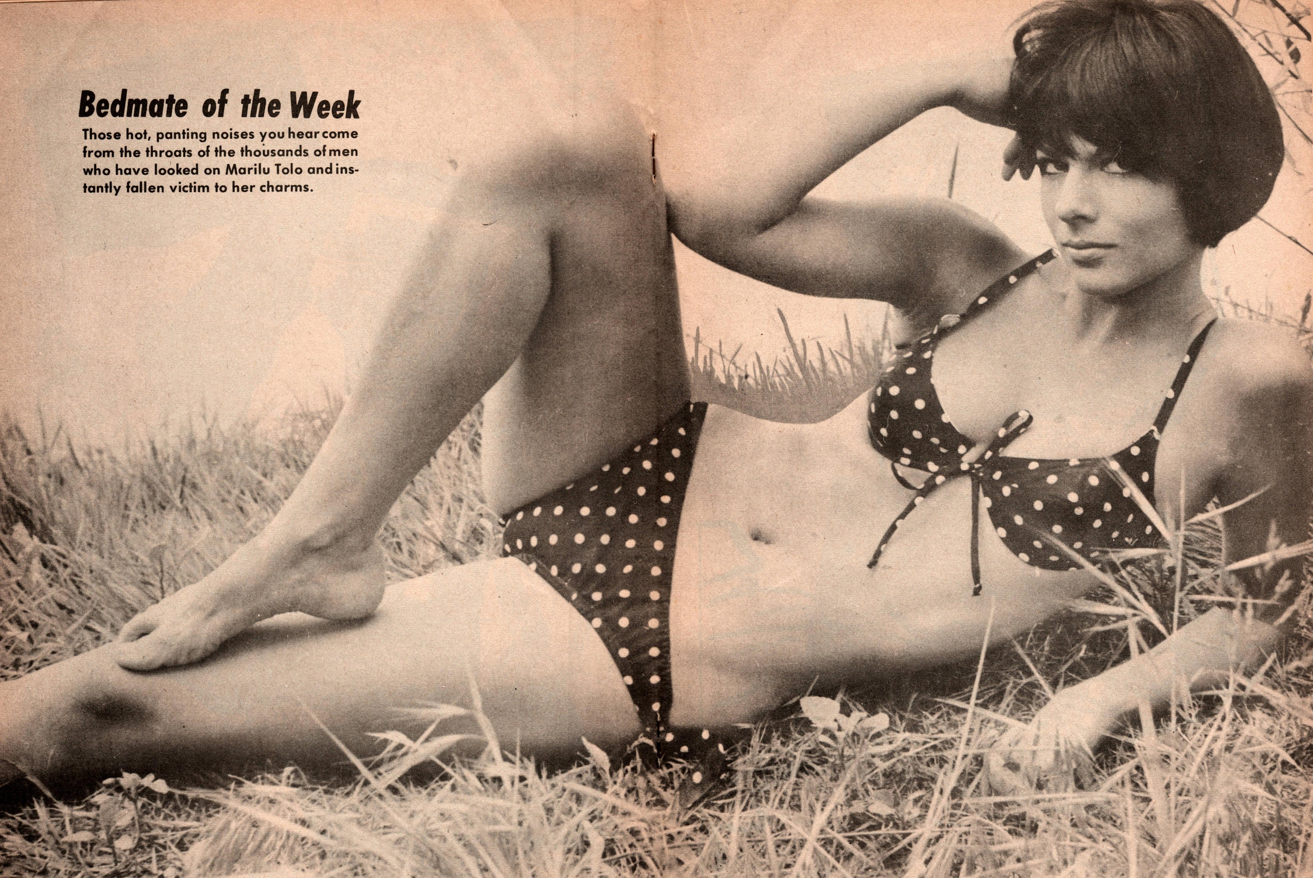 Marilu Tolo Nude Photos 51