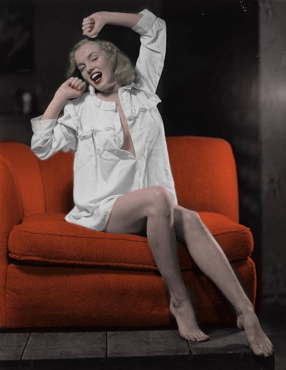 Marilyn Manhoe