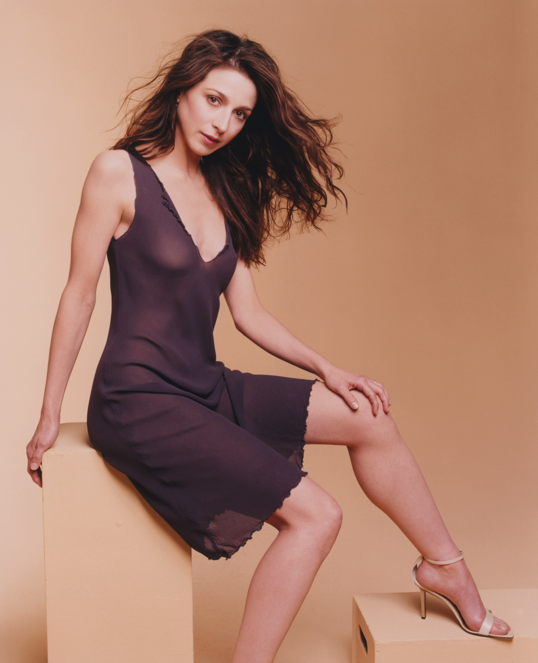 Two And A Half Men Marin Hinkle Hot