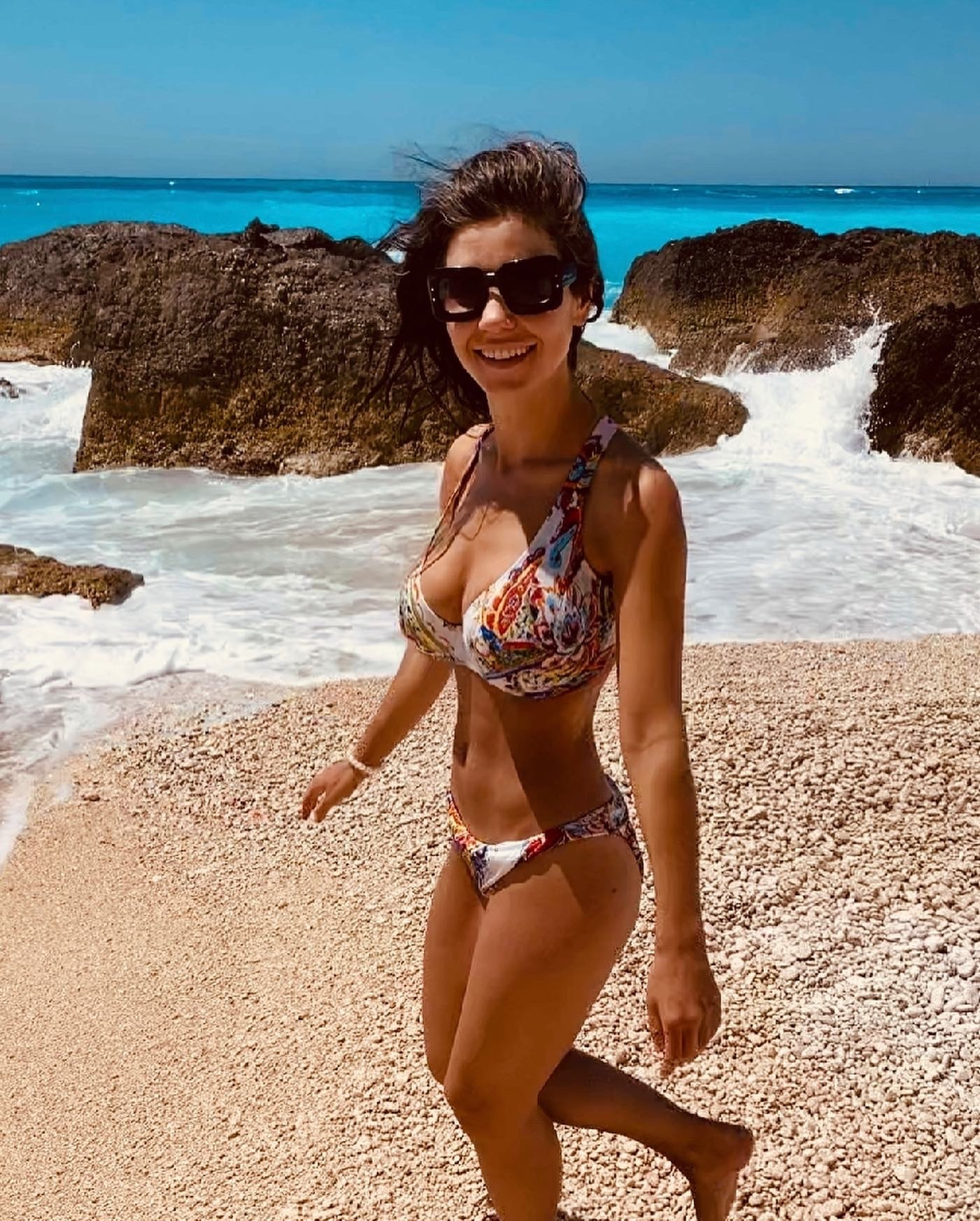 Marina Lambrini Diamandis's Feet