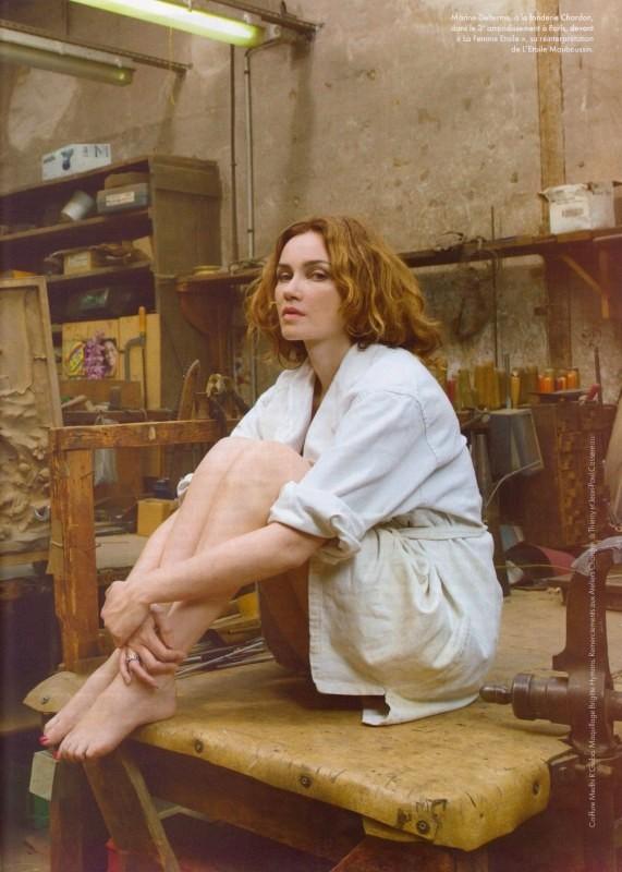 Image result for MARINE DELTERME