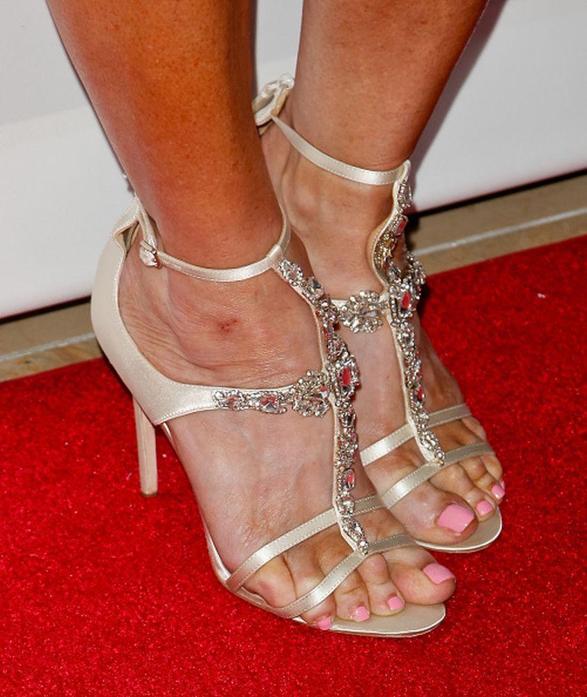 Markie Post's Feet