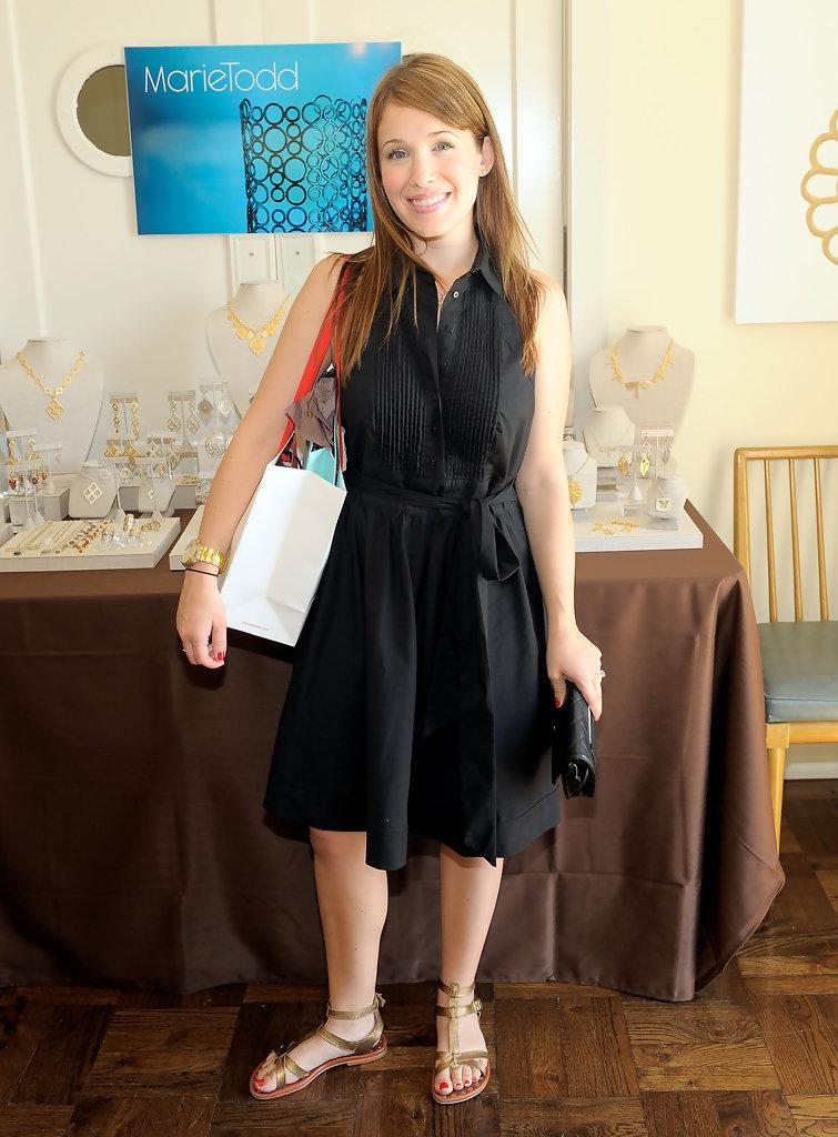 Marla Sokoloff Shoe Size