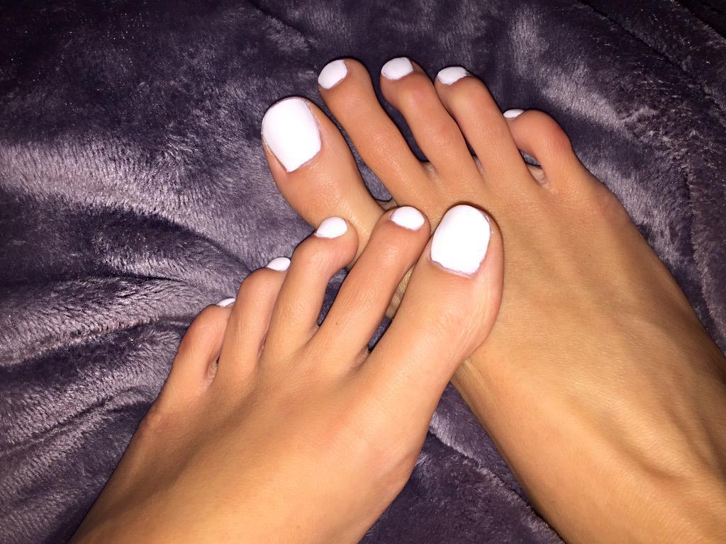 marley brinx feet