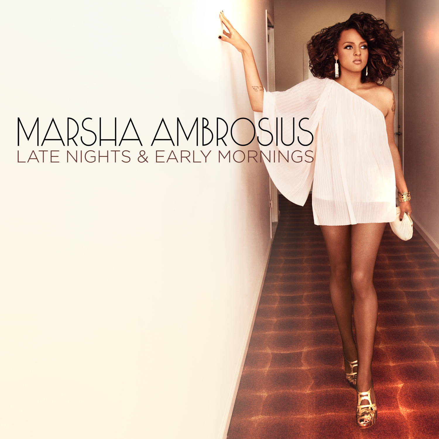 how tall is marsha ambrosius