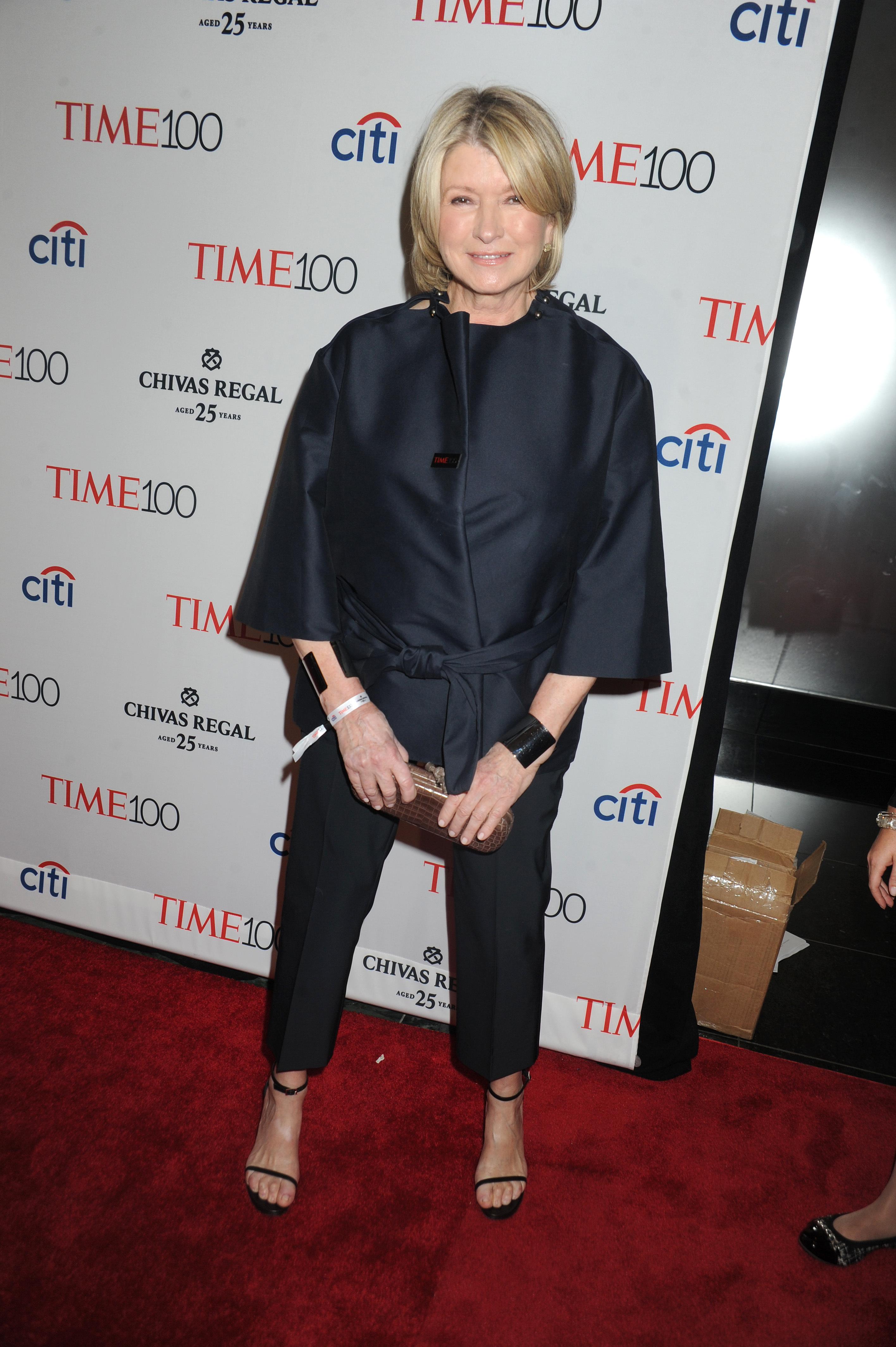 Martha Stewart S Feet