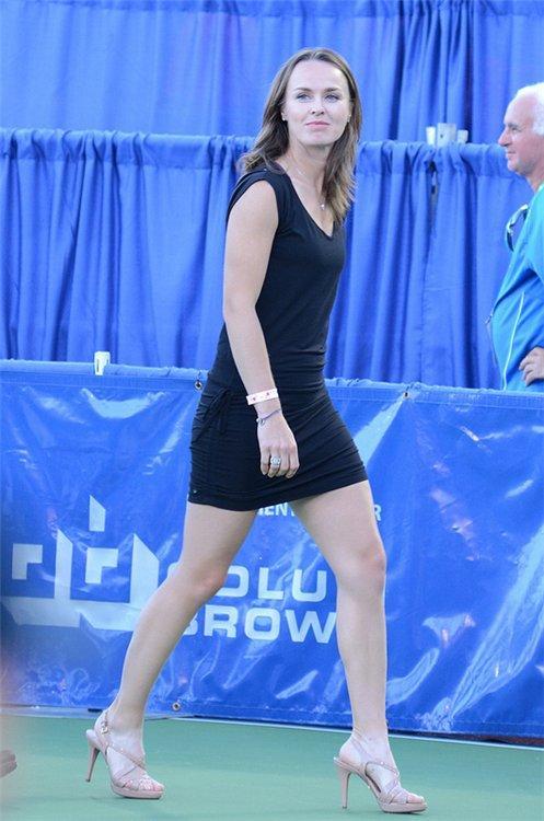 Martina Hingis, Tennis Player | Leaked Celebs