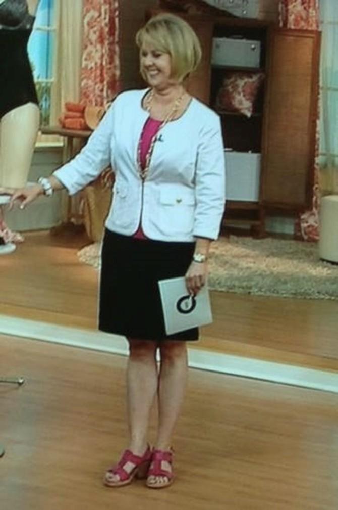 Mary Beth Roe Qvc Host Www Bilderbeste Com