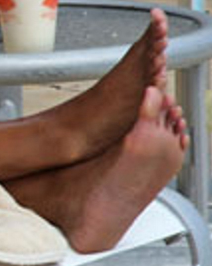 gallery for gt mary j blige feet