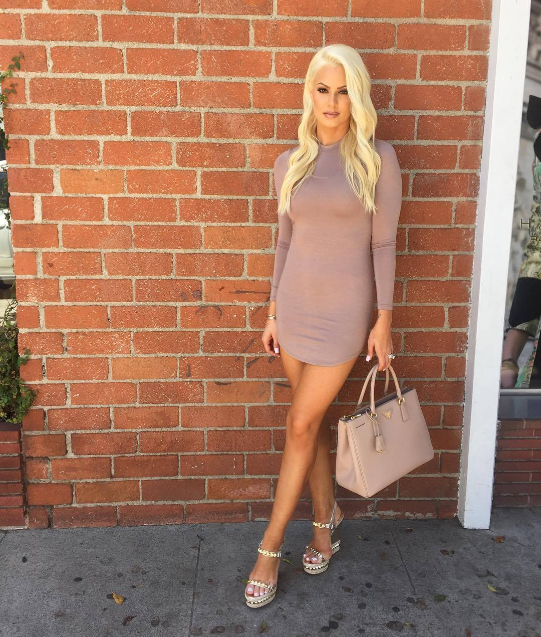Feet Maryse Mizanin nude photos 2019