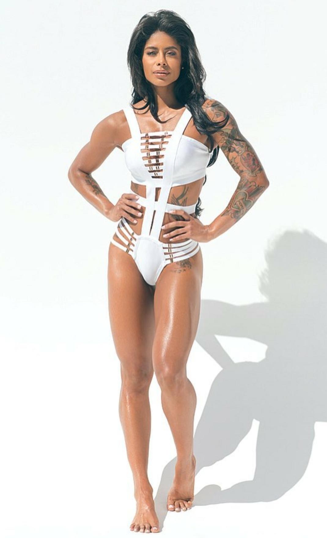 Massiel Arias Nude Photos 87