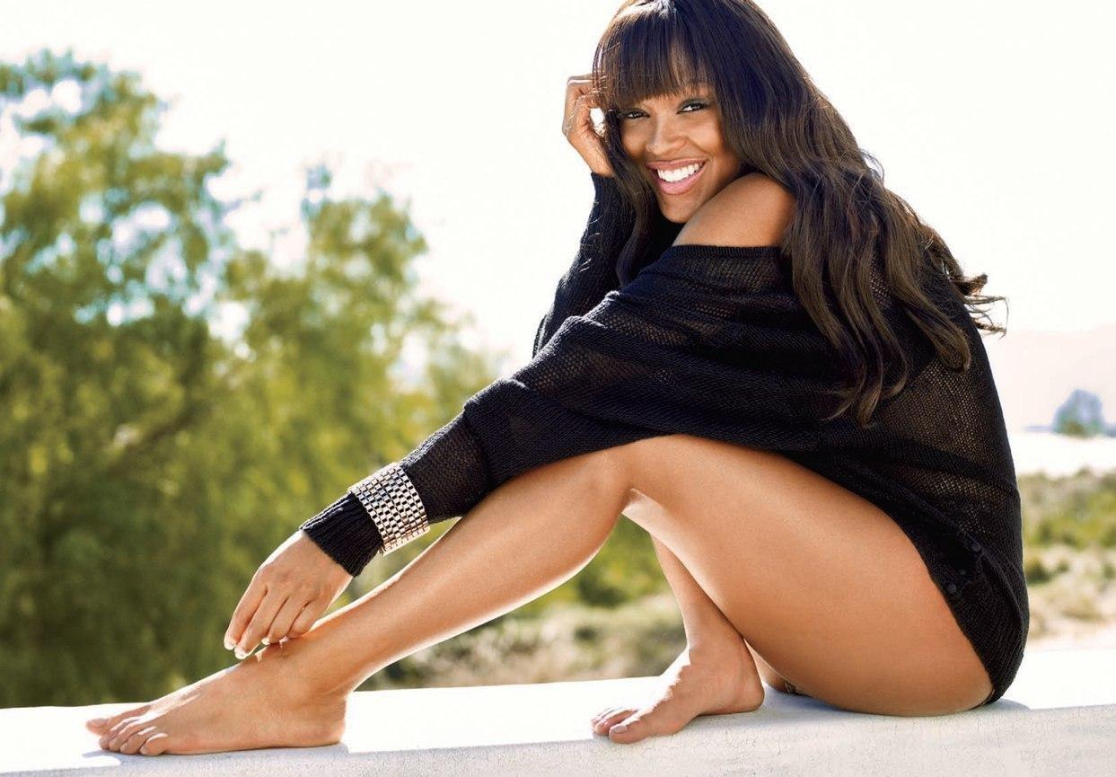 Erotic black woman