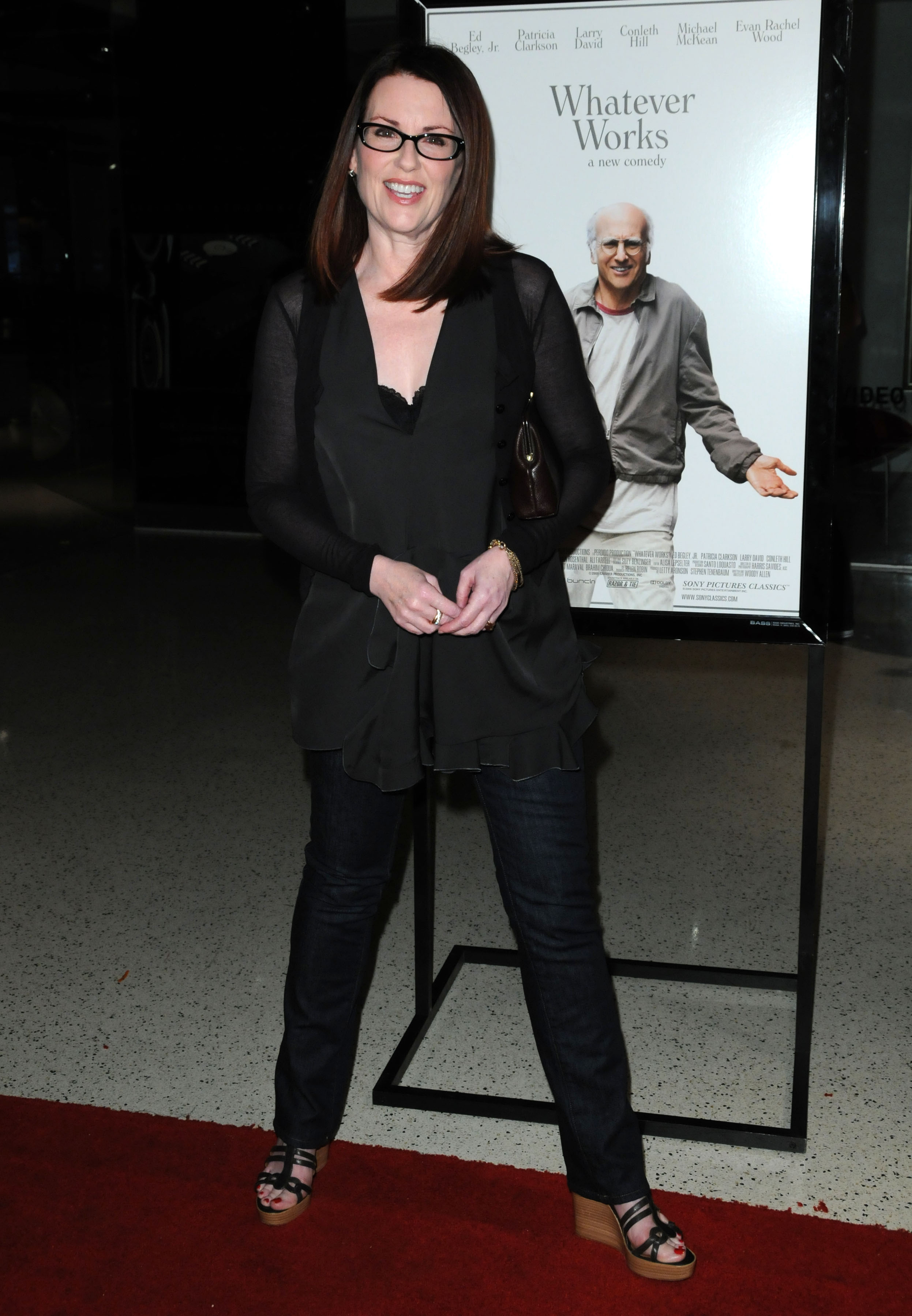 Megan Mullally Megan Mullallys Feet Wikifeet
