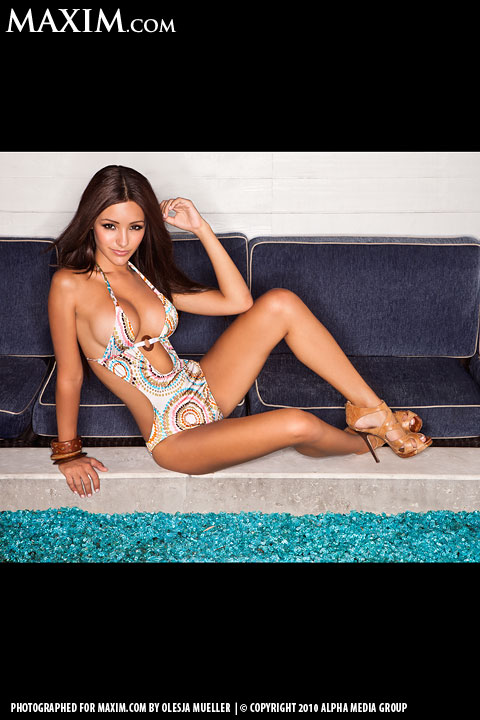 Melanie Iglesias Maxim