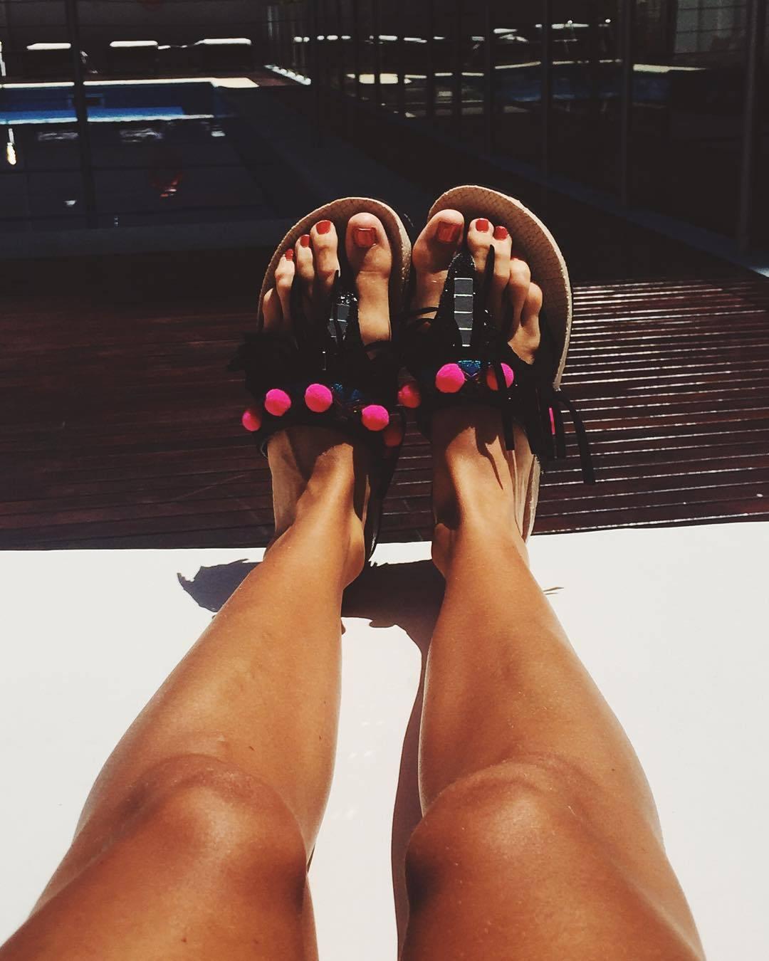 Feet Melina Lezcano nudes (11 photos), Leaked