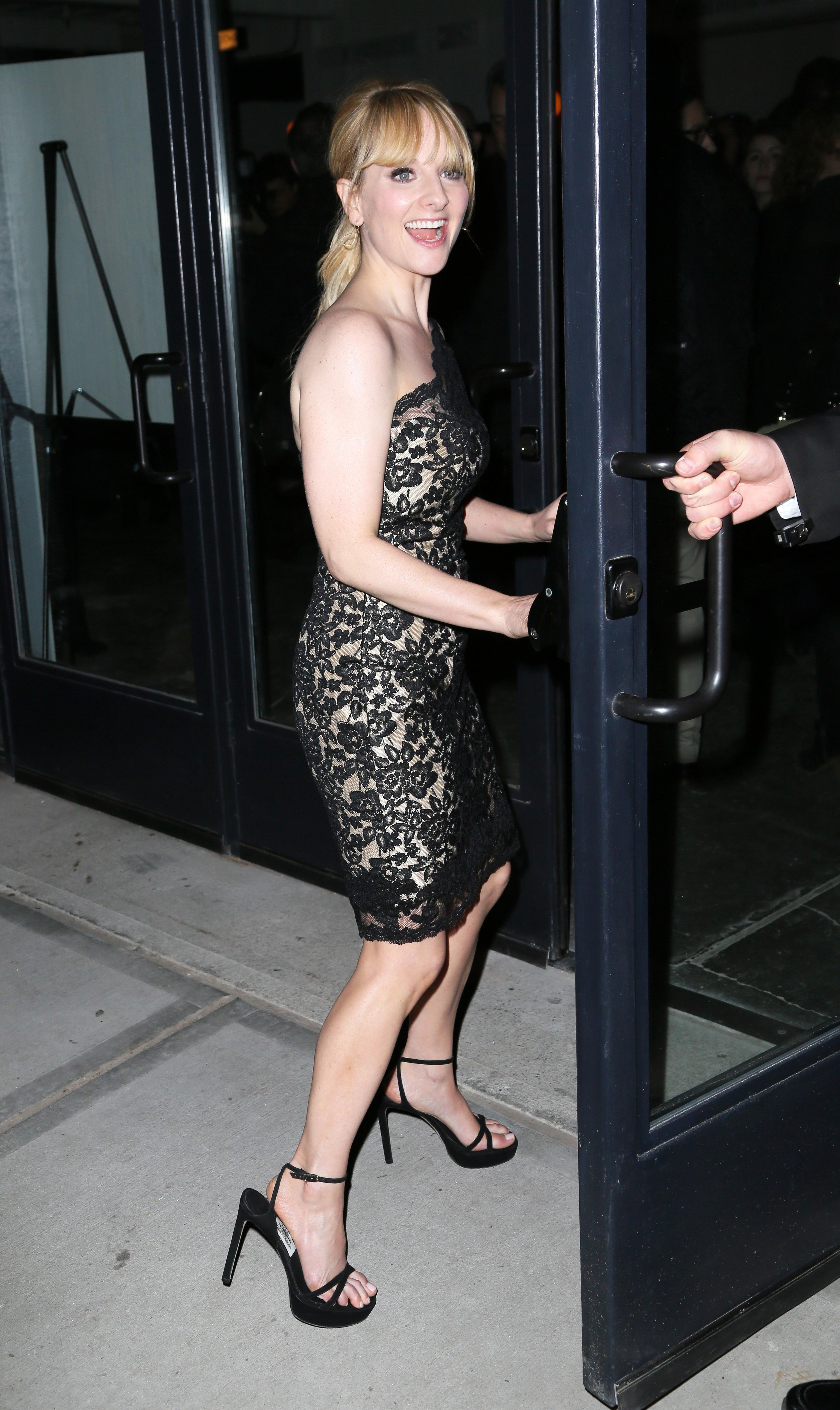 8822a3f24c Melissa Rauch s Feet    wikiFeet