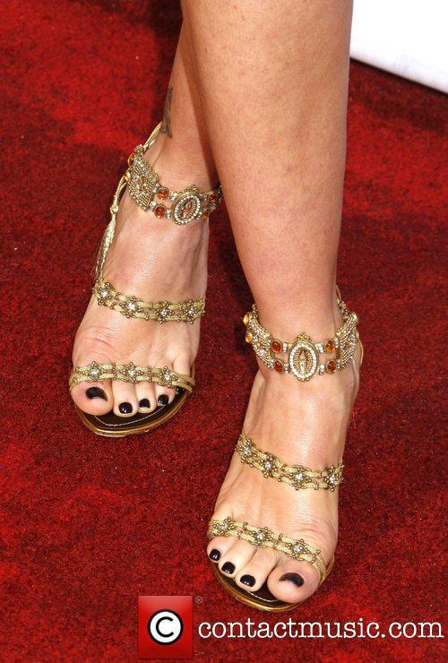 Melissa Rivers S Feet