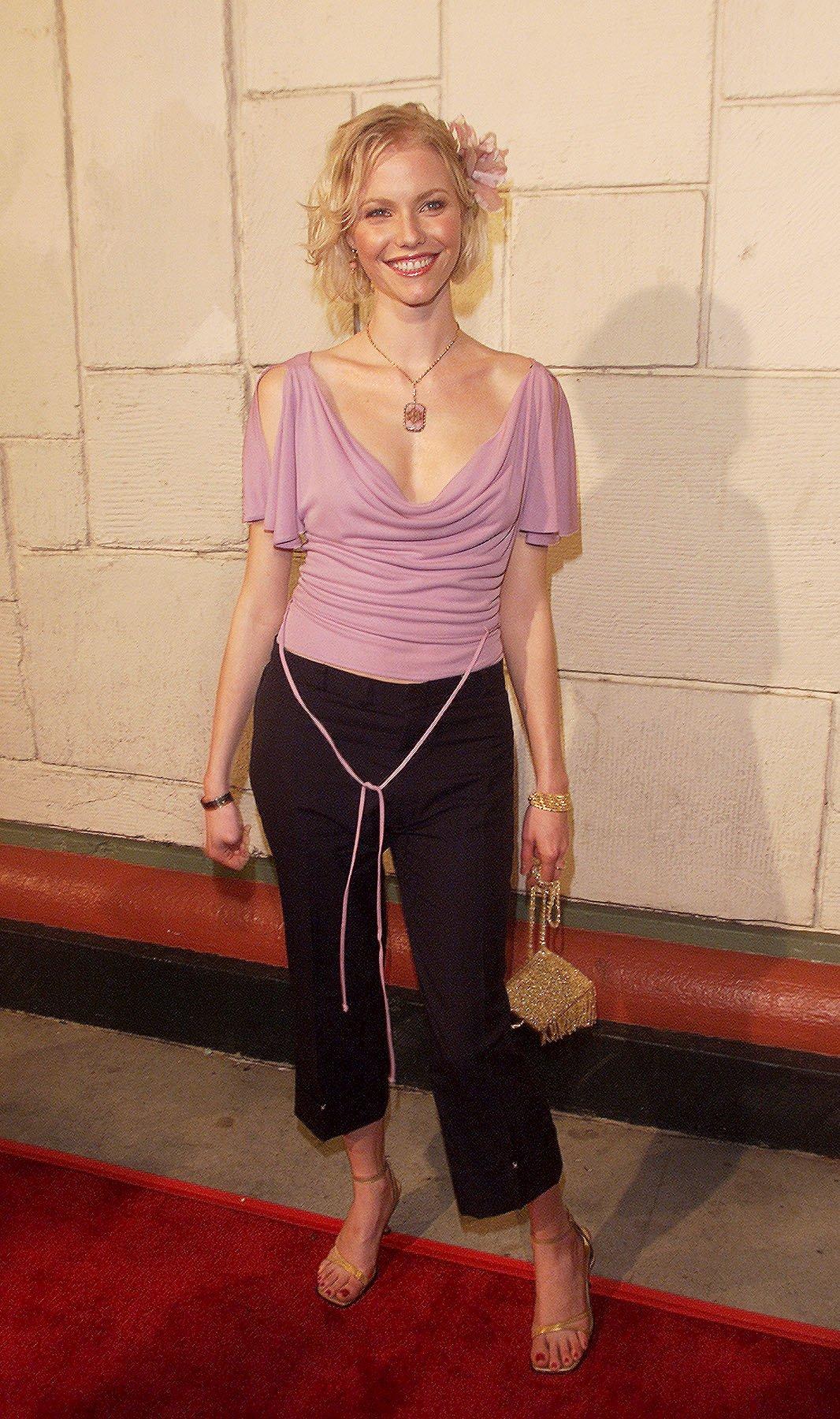 Melissa Sagemiller Nude Photos 86