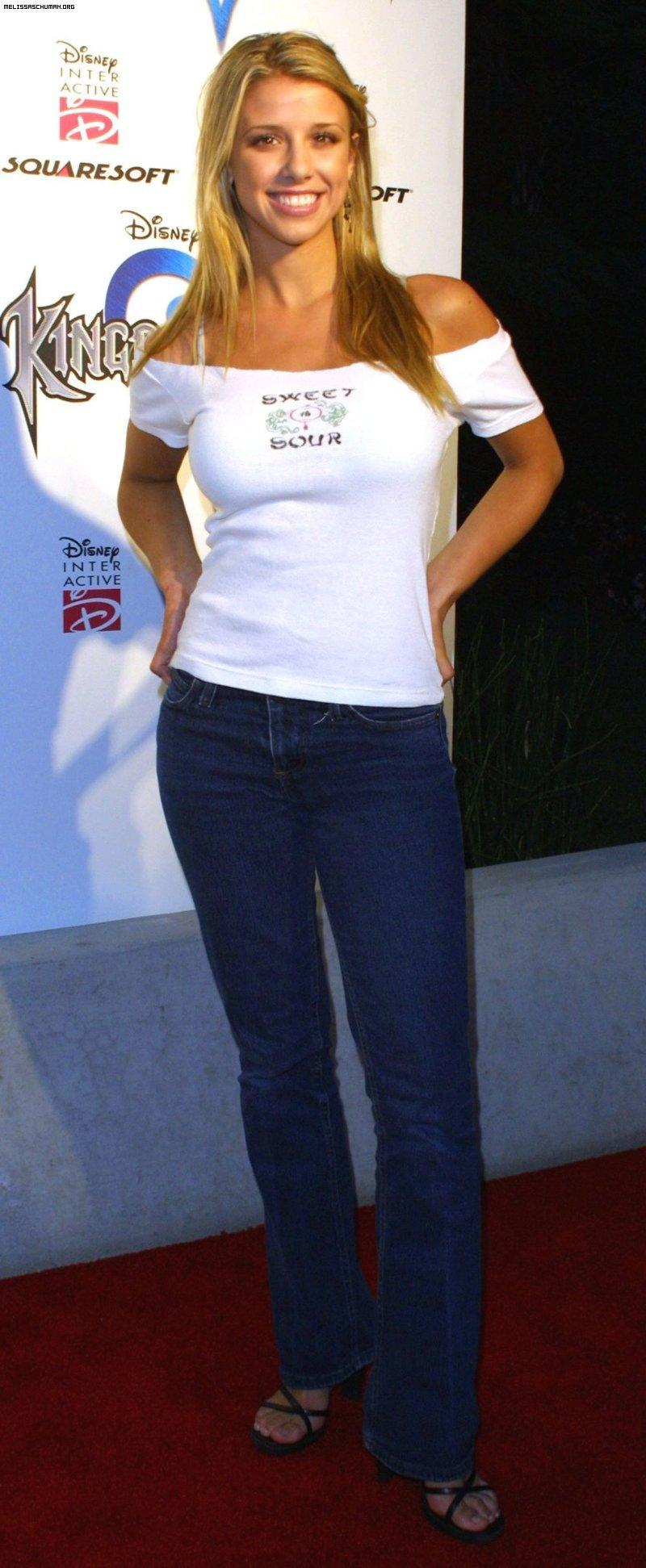 Melissa Amber Schuman >> Melissa Schuman's Feet