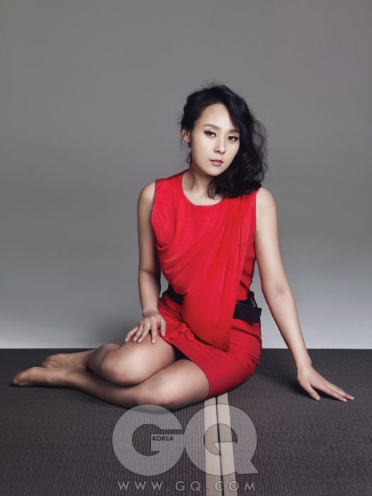 Mi-seon Jeon  nackt