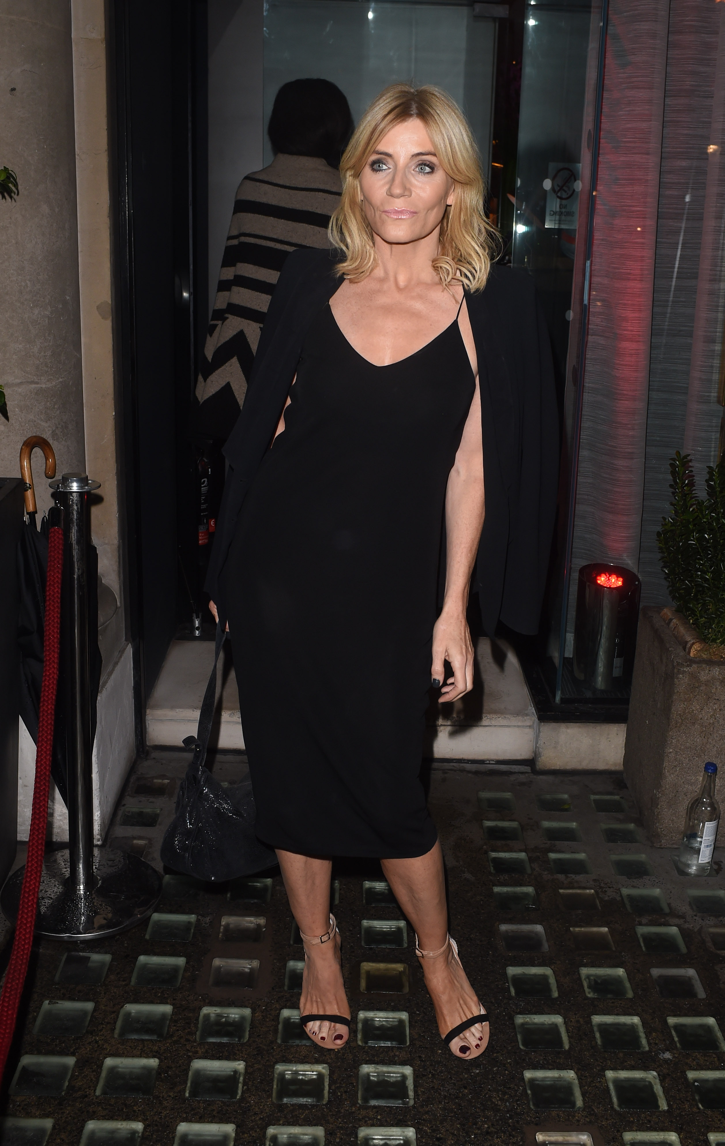 Michelle collins s feet