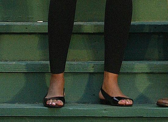 Michelle Obama Size Shoe