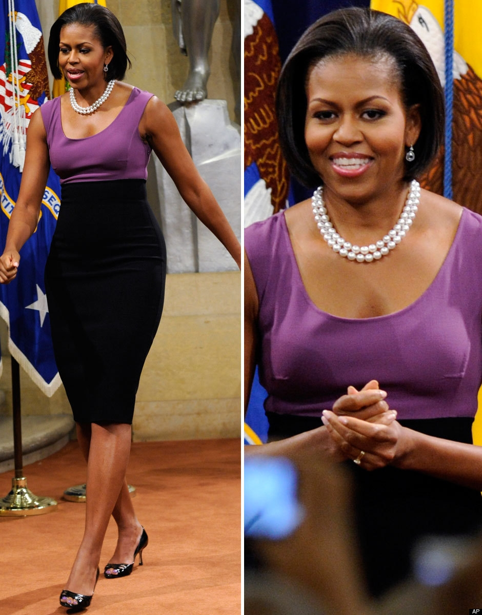 michelle obama feet pics