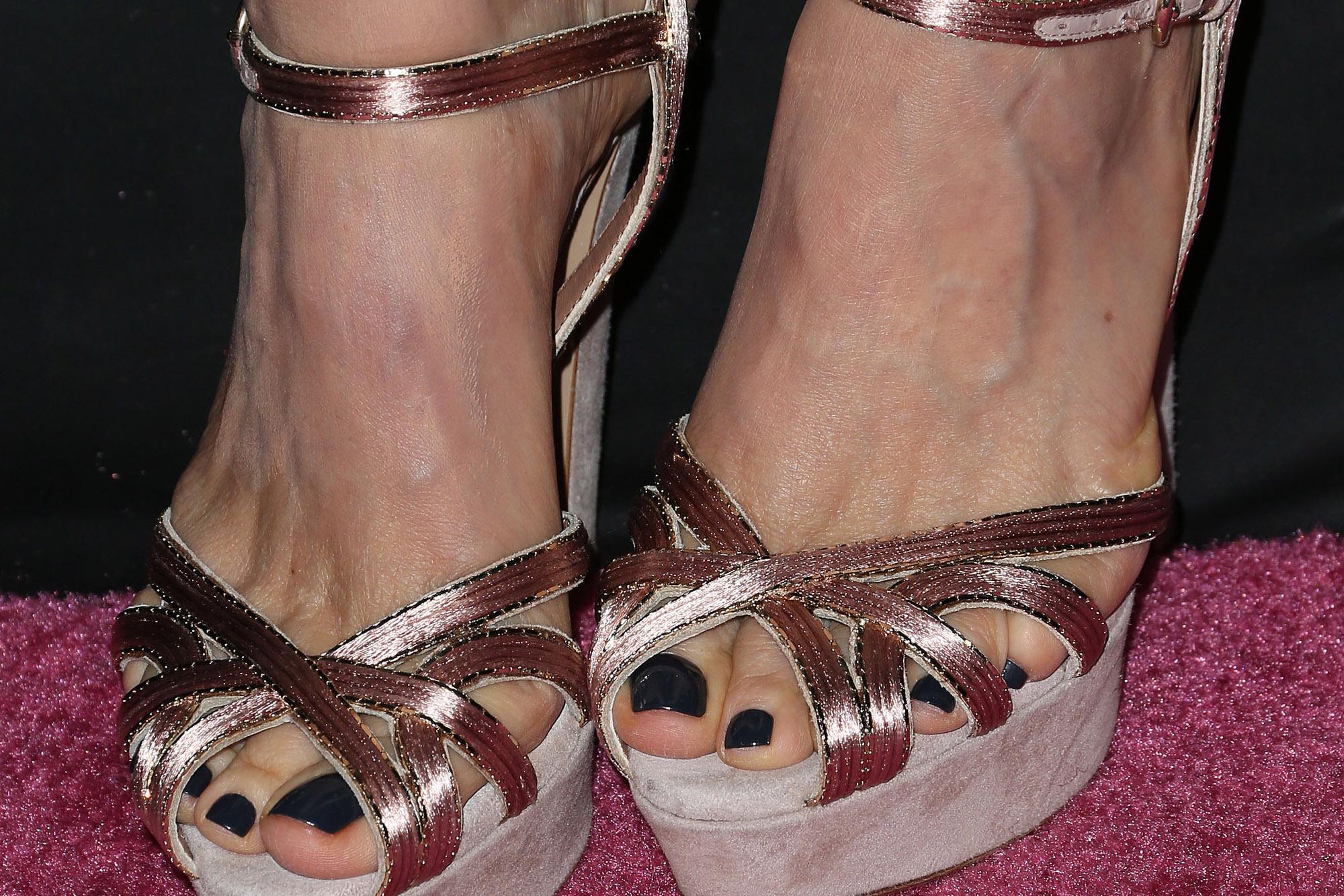 Michelle pfeiffers feet wikifeet voltagebd Choice Image