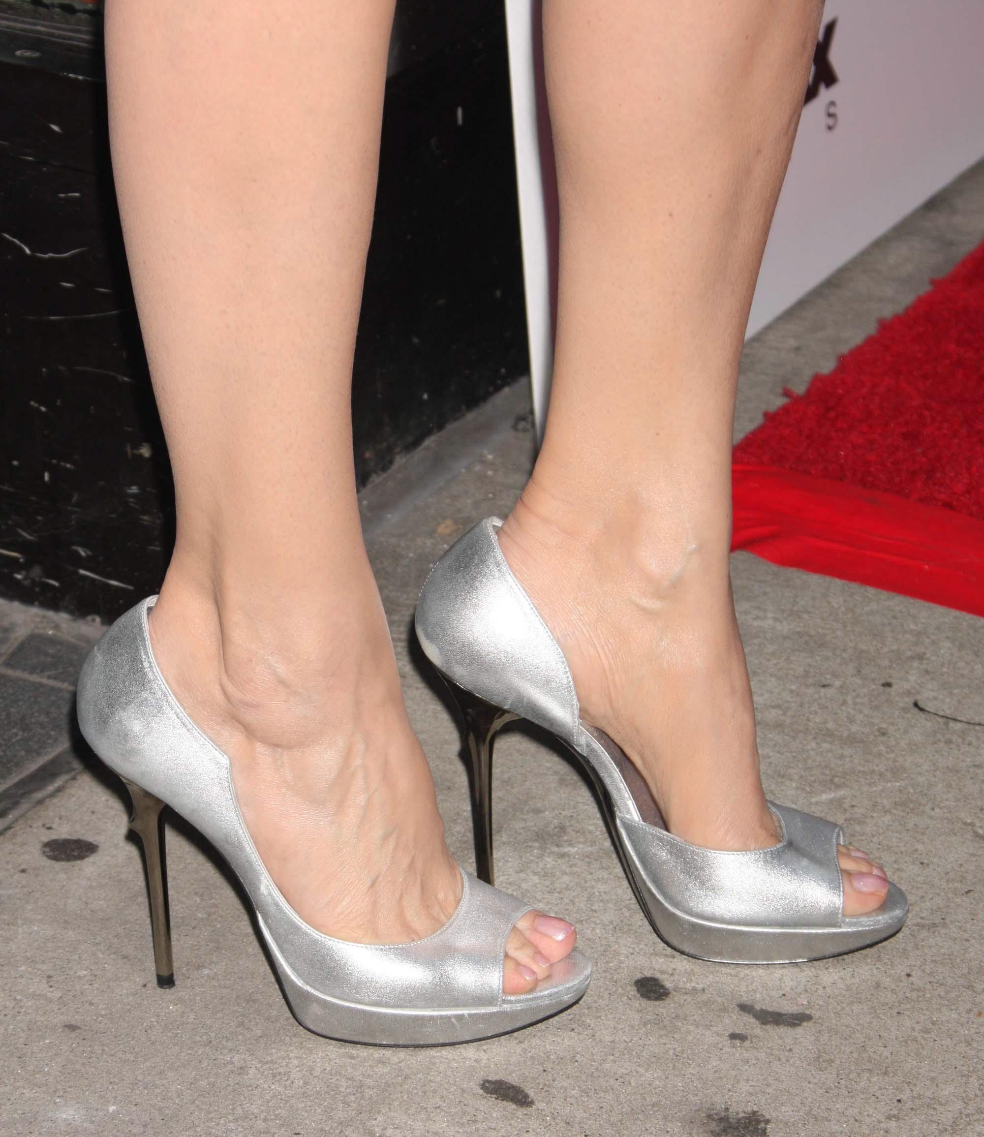Michelle Pfeiffer S Feet